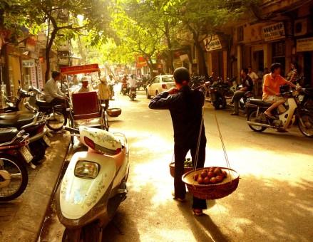 Rue de Hanoi,Vietnam03