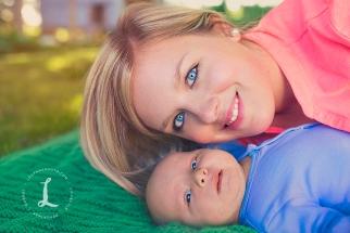Avec bébé 1